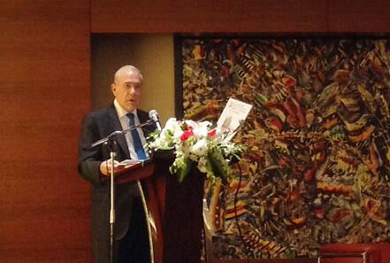 Angel Gurria, Secretary General of the OECD in Beijing