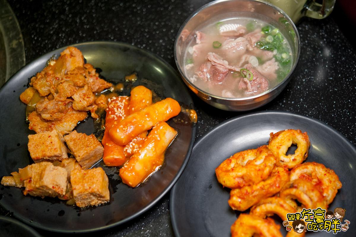 東大門韓式燒烤暢食料理館-74