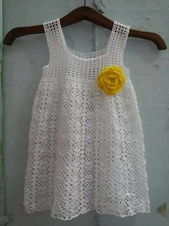 👗😍👊😍I found crocheted dresses for a simple and delicate baby model, see the manual