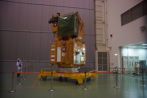 気候変動観測衛星「しきさい」(GCOM-C)