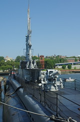 USS Lionfish (SS-298) Balao Class Submarine Fall River Massachusetts