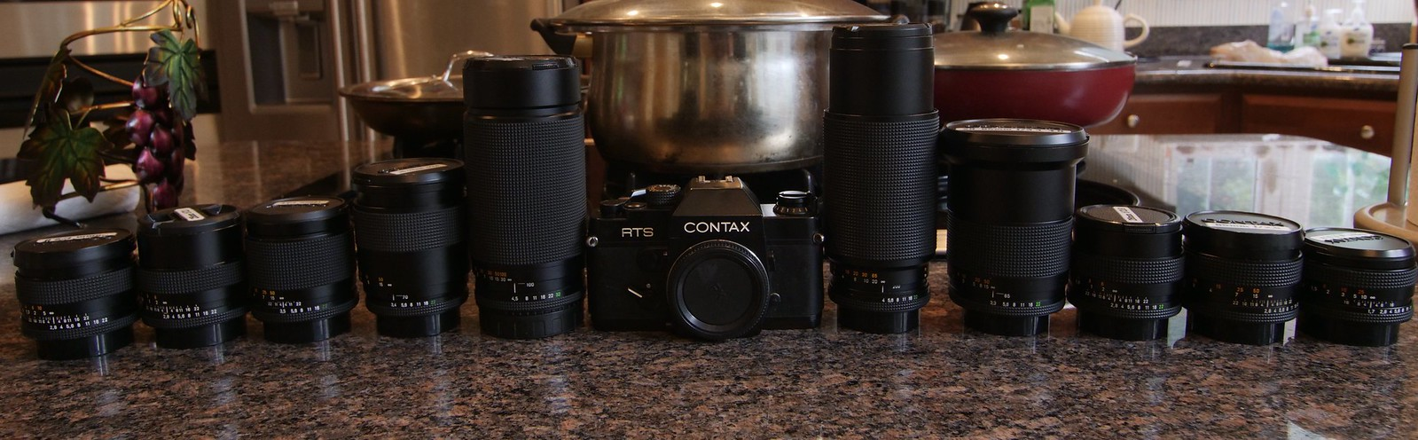 Contax Zeiss Survival Guide [Archive] - Page 17 - REDUSER net