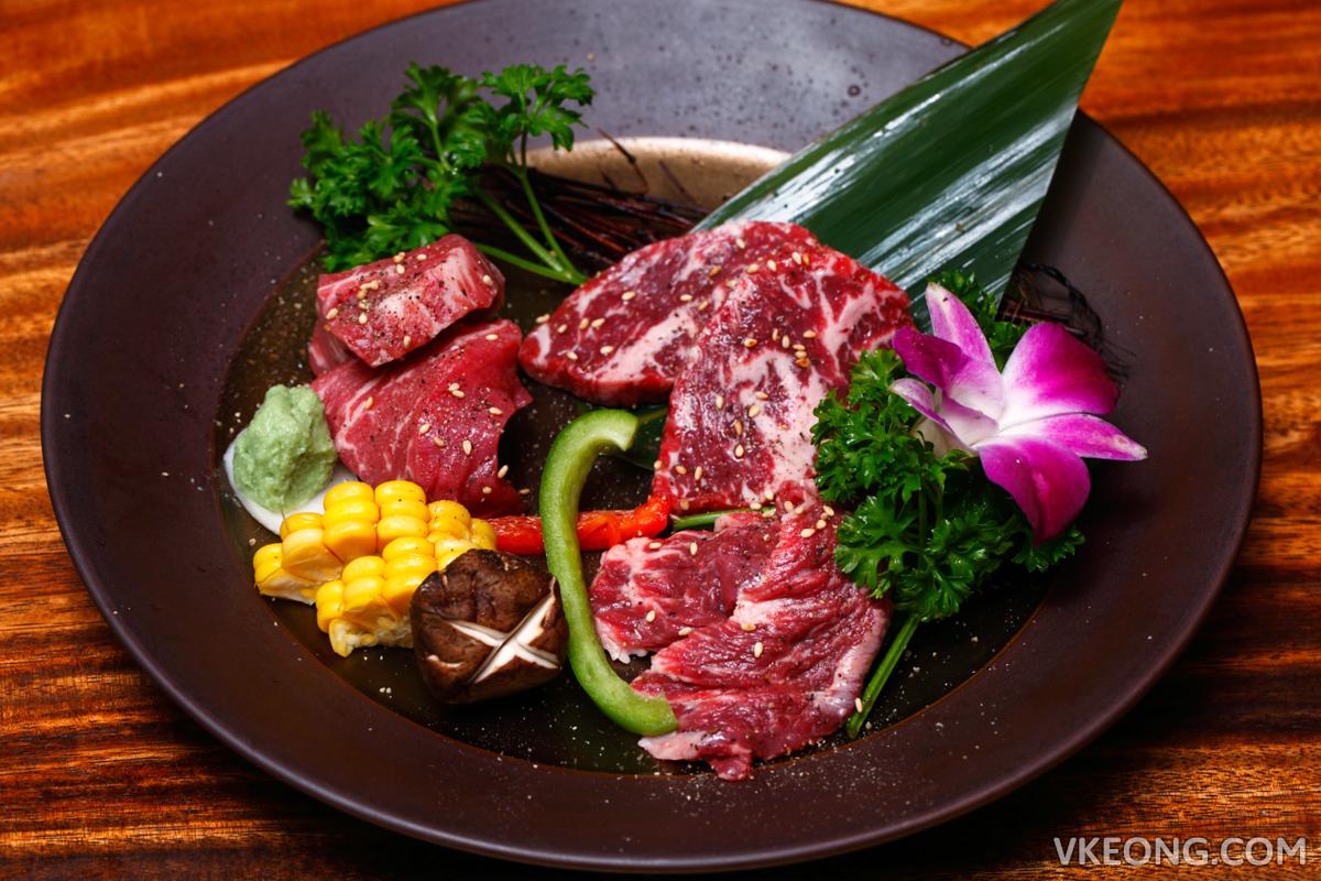 Yakiniku Toraji Premium Beef