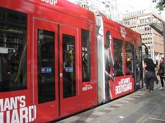GVB tram 2106 The Hitman's Bodyguard