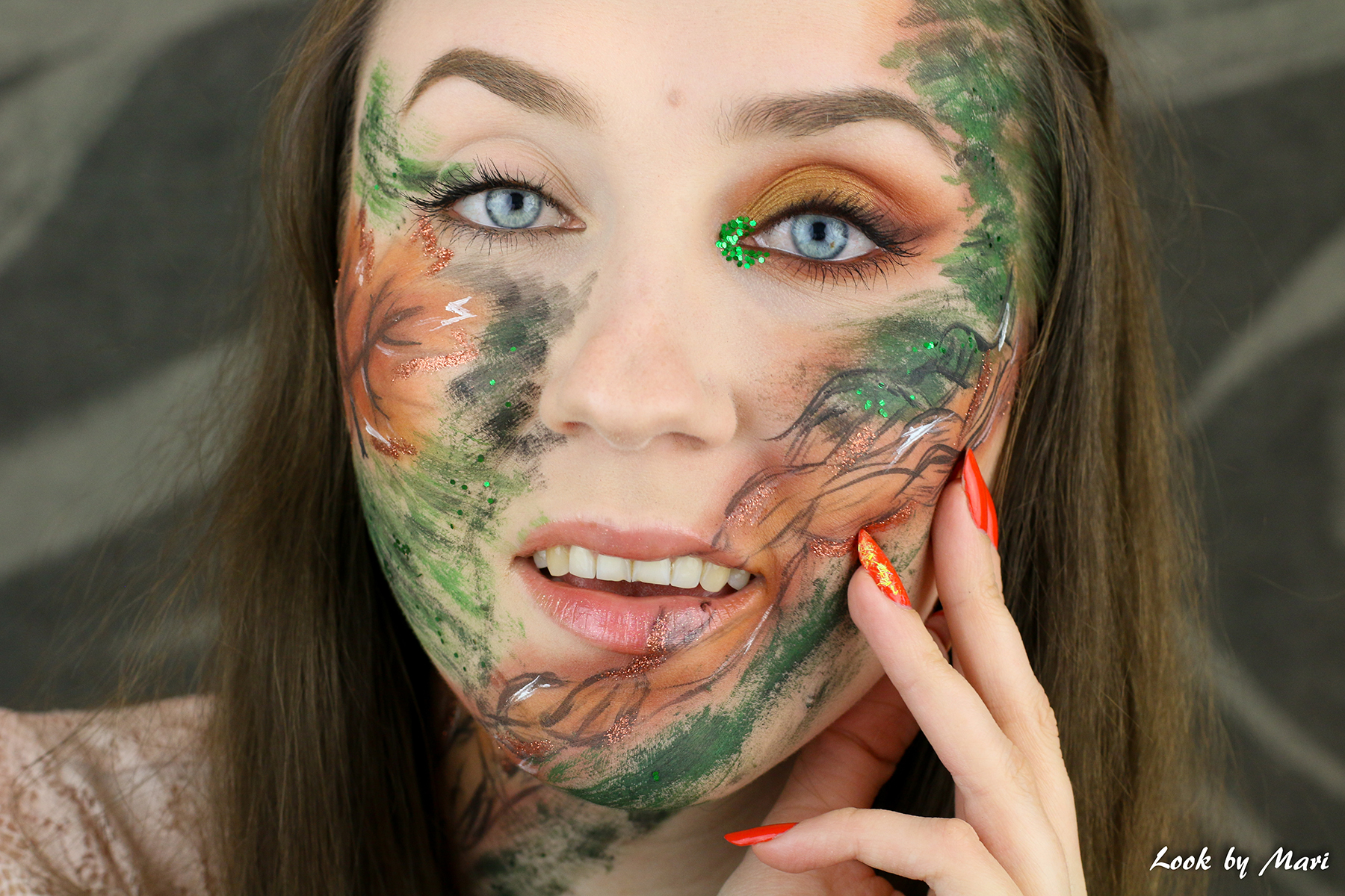 5 halloween pretty beautiful makeup looks ideas inspo inspiration