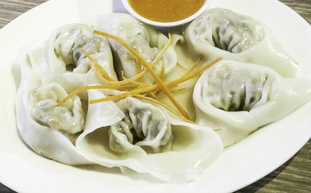 Genesis Vegan Restaurant: Dumplings