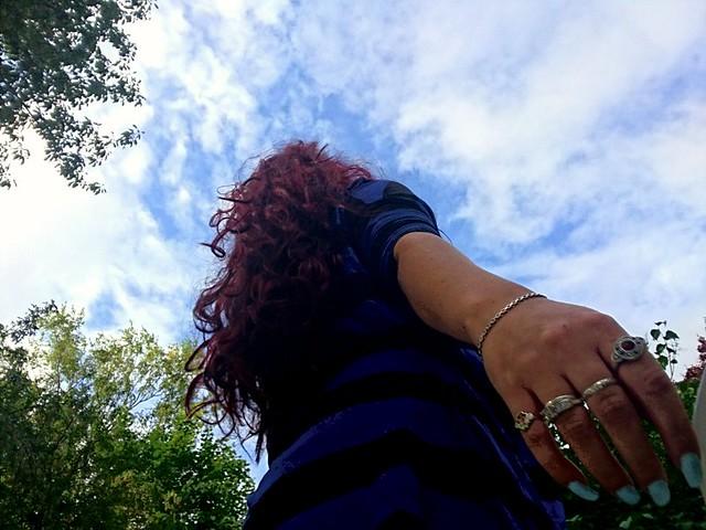 Clara Löfvenhamn skriver om att vara rädd på Bossbloggen i samarbete med Musgroves föreläsning om rädsla