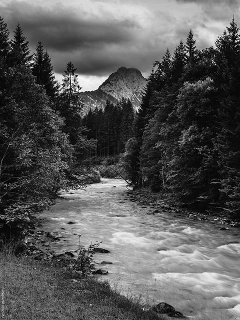 Rißtal, Karwendelgebirge