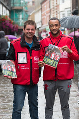 Saints Foundation and the Big Issue
