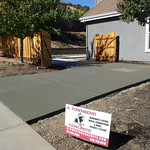 Side Yard Driveway In Vacaville
