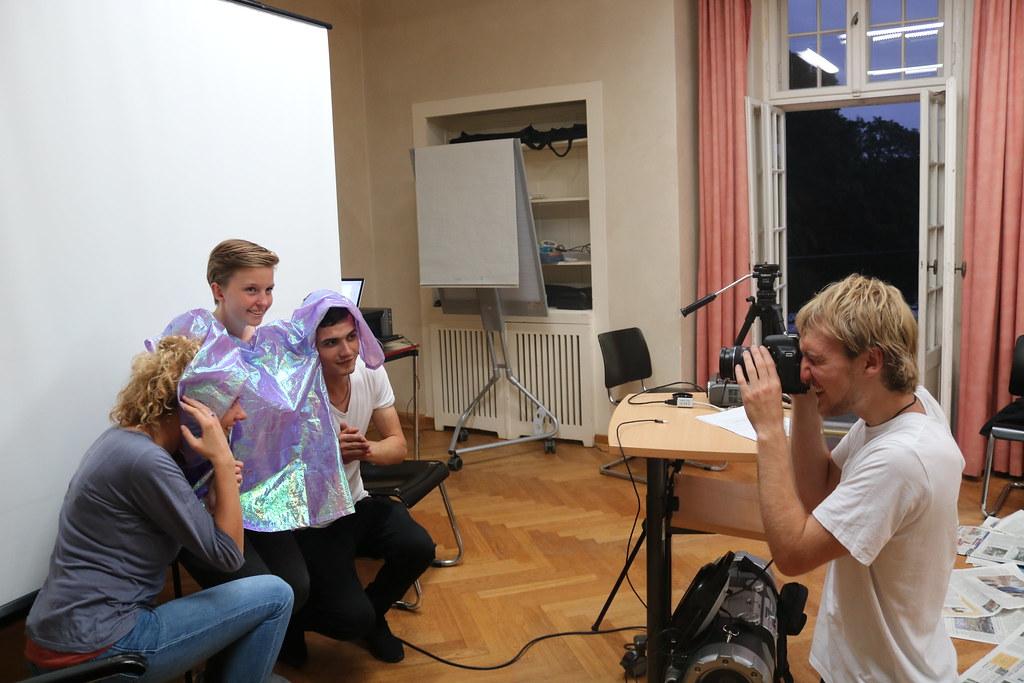 "BBB17: ""FakeLab"" zum Seminarstart"