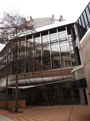 Wellington City Center Modern Architecture