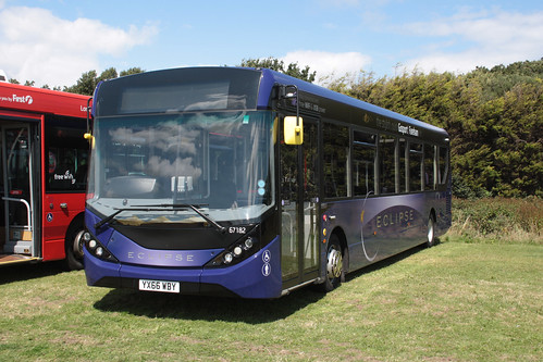 First Hampshire & Dorset 67182 YX66WBY