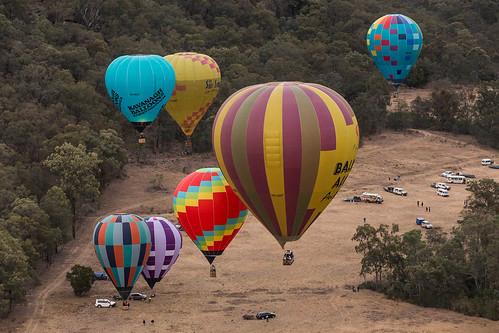Hunter Valley Balloon Fiesta 24