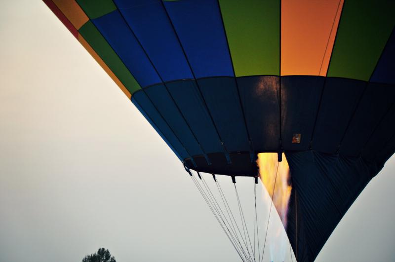 Hot Air Balloon Launch (3) @ Mt. Hope Chronicles