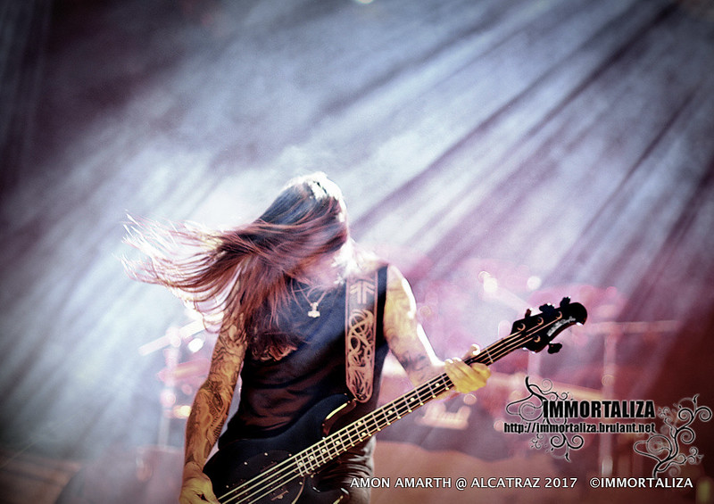 AMON AMARTH @ Alcatraz Hard Rock & Metal Festival 2017 36728313532_872d4884a9_c