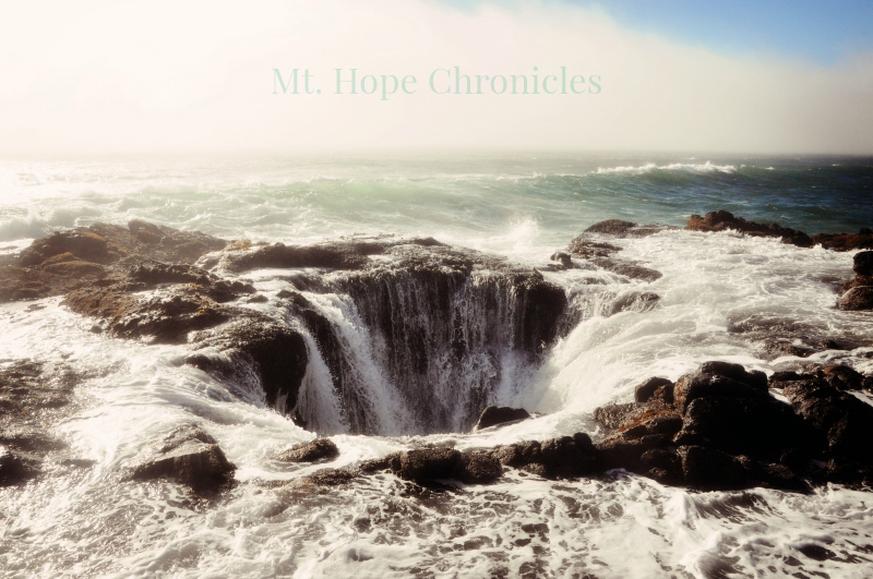 Thor's Well @ Mt. Hope Chronicles