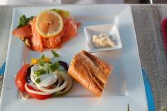 Lunch in Kühlungsborn, Germany