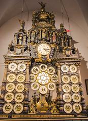 Horloge astronomique de Besançon