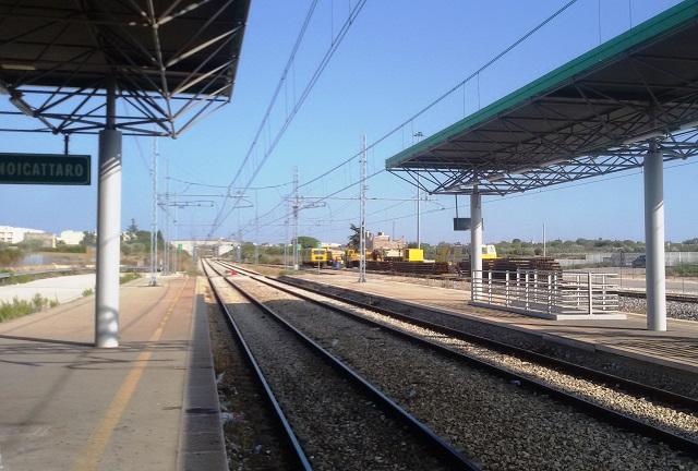Noicattaro. Stazione Fse intero