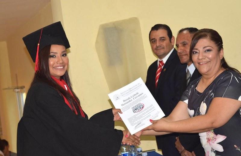 Graduacion prepa IMEP Mante