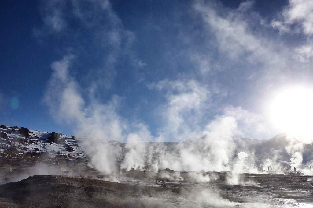 San Pedro Atacama - Geysers del Tatio 9