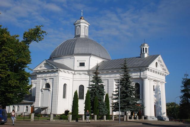 Szczuczyn church
