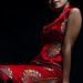 Red QiPao by Chris-Creations