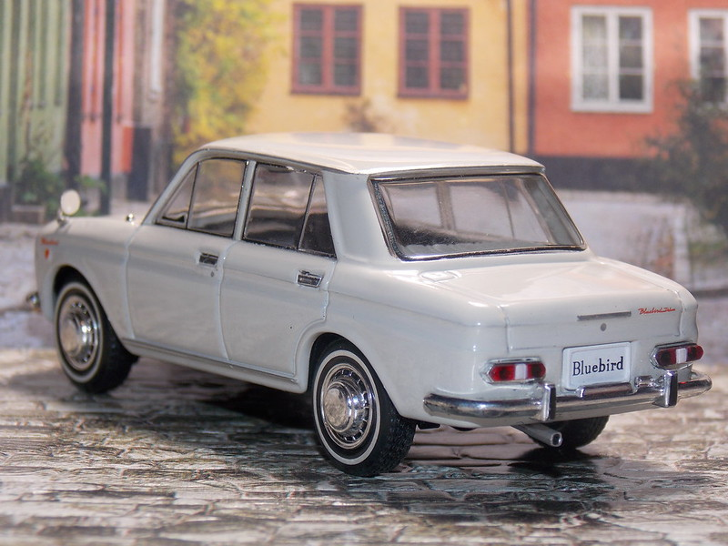 Datsun Bluebird 410 - 1963 - Ebbro