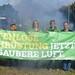Wir setzen uns ein für: Kostenlose Nachrüstung jetzt! Für saubere Luft! Mit Katharina Binz, Katrin Eder, Tabea Rößner, Jutta Paulus, Daniel Köbler und Fabian Ehmann #darumGRÜN #btw17 16.09.2017