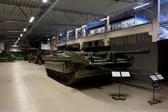 "Stridsvagn 103C ""S"" at Arsenalen Strängnäs (S)"