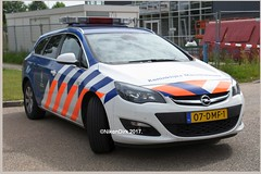 Dutch Astra KMAR.