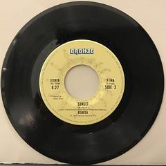 オシビサ:コーヒー・ソング(RECORD SIDE-B)