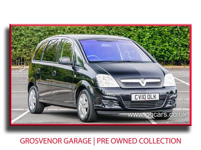 Vauxhall Meriva 1.4 i 16v Active 5dr
