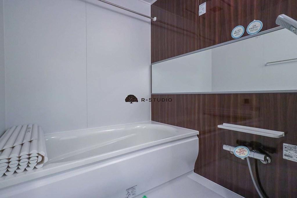 トーア由比ガ浜マンション:お風呂
