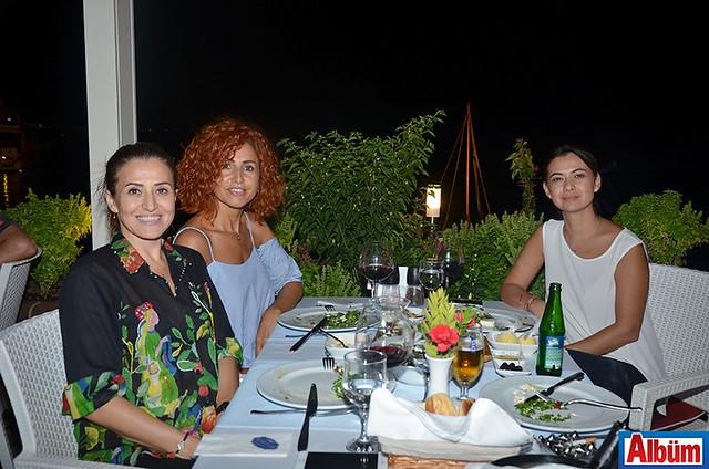 Funda Okan, Naciye Alagöz, Nursel Ağaoğlu