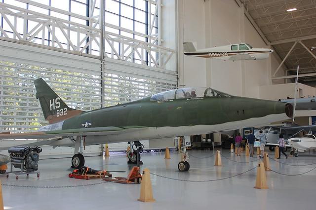 F-100D 56-3832