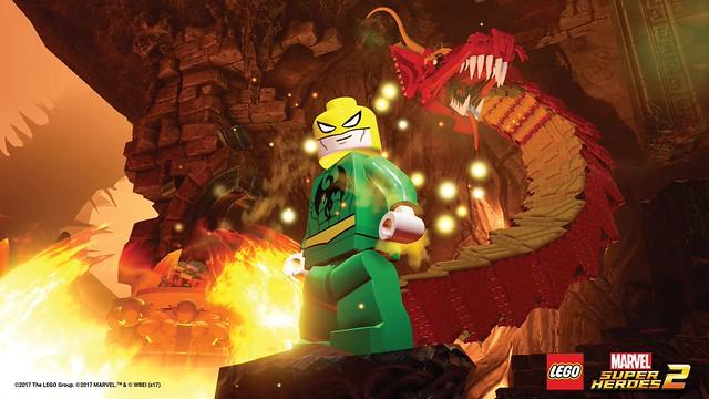 Więcej postaci w Lego Marvel Super Heroes 2 4