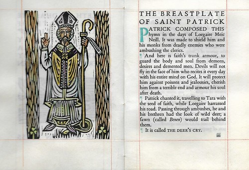 Breastplate of Saint Patrick