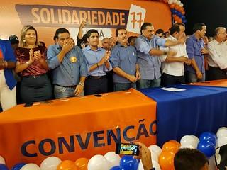 Em Salvador, Paulinho da Força destaca crescimento do Solidariedade