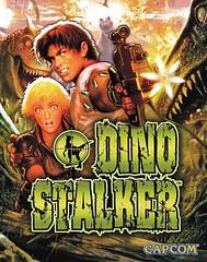 Dino Stalker (Gun Survivor 3 Dino Crisis) Cover 01 (2500p)