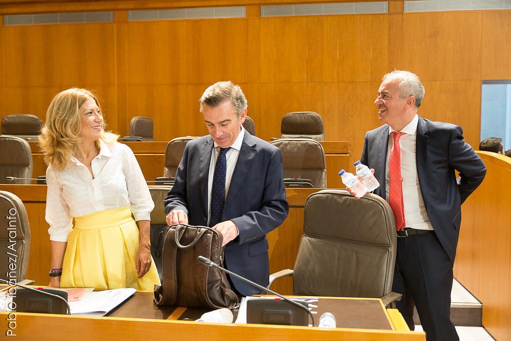 Debate de Aragón_segundo día_marca de agua_foto-Pablo Ibáñez