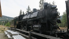 Kettle Valley Steam Train