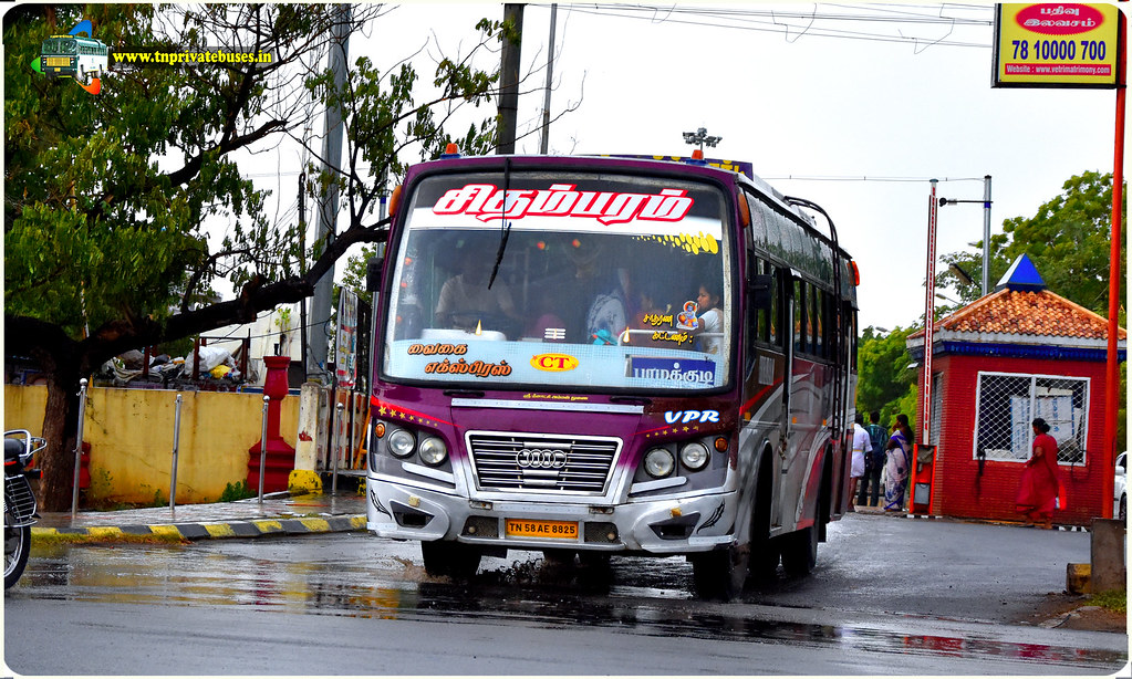Tamil Nadu Buses - Photos & Discussion - Page 2562