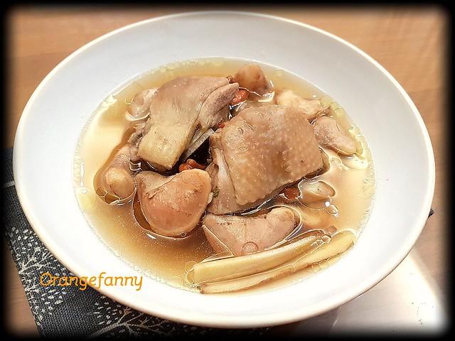 170919 菱角雞湯-01