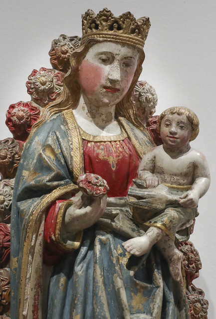 The Virgin and Child, ca.1480, atributed Diogo Pires-o-Velho, active 1473-1514