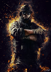 Thermite - poster