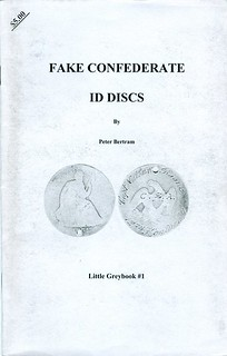 Fake Confederate ID Discs cover