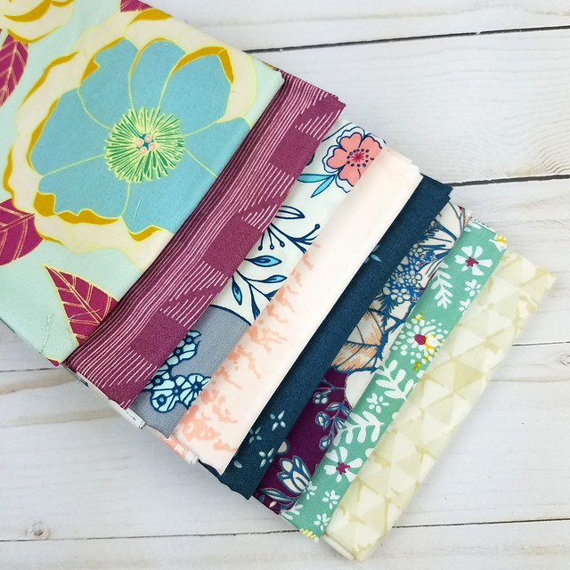 Fabric Giveaway Friday with Lady Belle Fabric