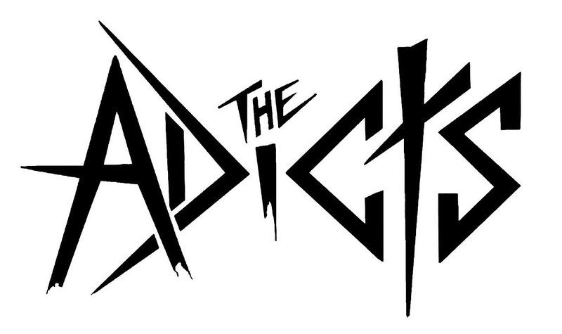 The Adicts Logo